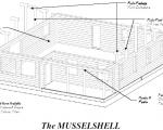 Musselshellcut